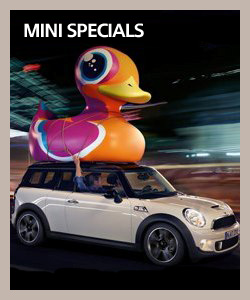 Check out our MINI Specials